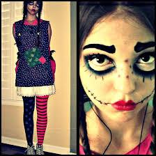 creepy doll costume f t creepy doll costume vintage boots