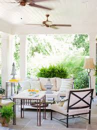 Covered Patio Decorating Ideas by Spring Porch Decorating Ideas Lamps Plus