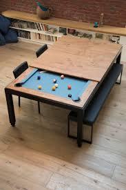 Pool Dining Table by Top 25 Best Billard Design Ideas On Pinterest Bar Billard