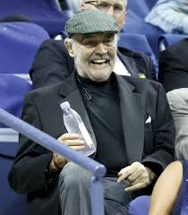 Sean Connery Mustache Meme - sean connery makes rare public appearance at the us open