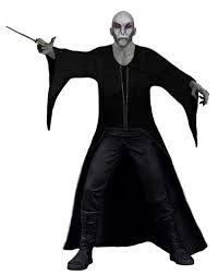 Lord Voldemort Halloween Costume Lord Voldemort Bald Version Sephiroth 21 Deviantart