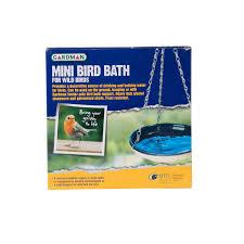 gardman mini bird bath ace