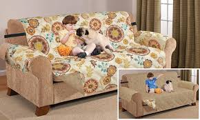 Furniture Protectors For Sofas by Printed Furniture Protectors For Chair Love Seat Or Sofa Groupon
