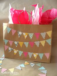 bridal shower gift bags baby shower gift bags in clever fashion pcs my blue
