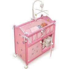 badger basket doll crib with cabinet badger basket doll crib with cabinet blossoms and butterflies