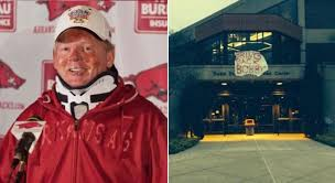 love and football bobby petrino and louisville play double or tsl