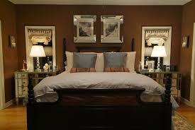 bedroom bedroom interior decoration with dark brown bed frame cool bedroom ideas for men mens bedroom decoration with black bed frame combine with