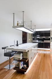 kitchen down lighting a contemporary kitchen in australia by darren james