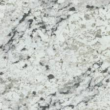 formica 5 in x 7 in laminate sample in white ice granite artisan