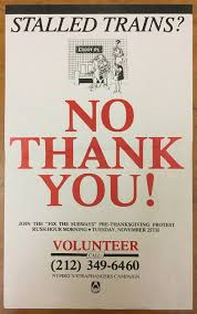 subway thanksgiving informed archives the straphangers campaign and the nyc subway
