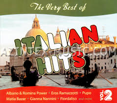 various artists the best of italian hits vol 2 2 cd digipack