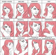 Meme L - comm l ice expression meme by noiry on deviantart