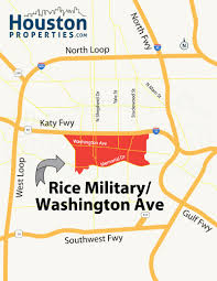 Katy Trail Dallas Map by Rice Military Houston Homes For Sale U0026 Neighborhood Guide