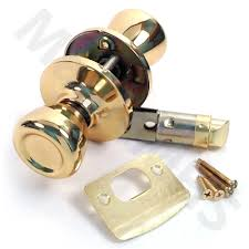 interior door handles for homes mobile home interior passage tulip door knob polished brass