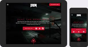 Case Design Bethesda Md by Bethesda Softworks Enhancing The Doom Com Experience Through Ux
