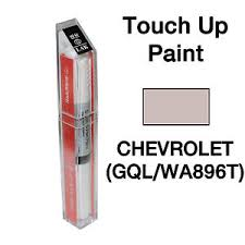 chevrolet daewoo oem brush u0026pen touch up paint color code gql