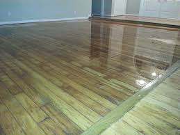 Laminate Floor Water Damage Water Damage Restoration After A Flood Caused By A Broken Ice
