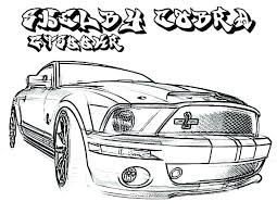 free coloring pages of mustang cars ford mustang coloring pages mustang car coloring pages mustang