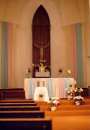 Easter Decorations For Church by About Our Parish St Bernard Catholic Church Wamego Ks