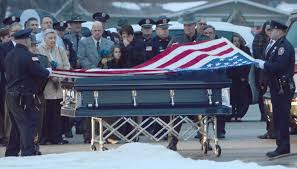 Flag Folding Ceremony Funeral Held For Late Salem Police Officer News Sports Jobs