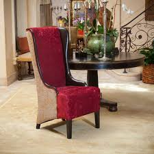 High Back Brown Leather Dining Chairs Best 25 High Back Chairs Ideas On Pinterest Scandinavian Anti