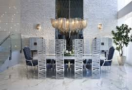 Modern Dining Room Sets Miami Contemporary Condo In Miami Contemporary Dining Room Miami