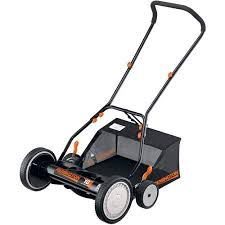reel lawn mowers walmart com