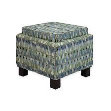 madison park storage ottoman madison park shelley storage ottoman bed bath beyond
