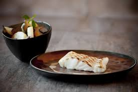cuisiner un turbot turbot with celeriac recipe great chefs