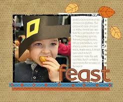 110 best scrap thanksgiving images on scrapbook