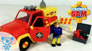 fireman sam fire truck venus firefighter fireman sam toys