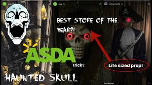 yet another life size prop asda halloween 2017 preview pt2 youtube