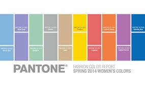 pantone color report pantone unveils 2014 fashion color report how design