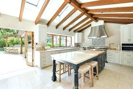 vaulted kitchen ceiling ideas kitchens with cathedral ceilings pictures kitchens with jaw dropping
