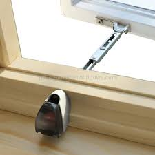 Awning Window Mechanism Right Hand White Opening Control Device For Casement Windows