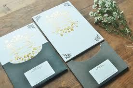 cara membuat surat undangan pernikahan sendiri 20 contoh kartu undangan pernikahan elegan tapi hemat terbaru