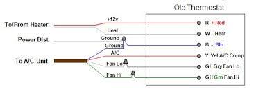 digital thermostat inside rv ac wiring diagram gooddy org