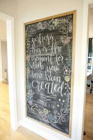 Wall Ideas by Best 25 Chalkboard Wall Art Ideas Only On Pinterest Chalk Board