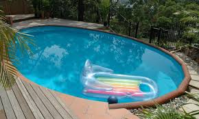 landscaping around intex above ground pools landscaping