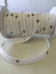 Curtain Heading Tape Snap Tape Carriers For Ripplefold Drapery In 2 By Abirdonmyhead