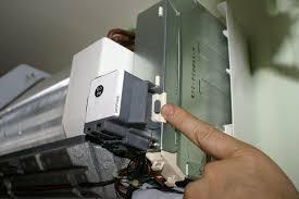 adding a programmable thermostat to mitsubishi mr slim heat pumps