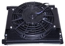 oil cooler with fan fan assisted oil cooler joe blow