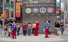 New York Times Travel by New York City Times Square Mickey Mouse Charged A Tourist 310 For