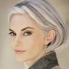 hairstyles for women in their late 30s women are opting to go grey in their 30 s it works provided
