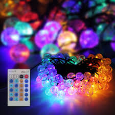 15m 100leds rgb lights string light dimmable ip65 controler