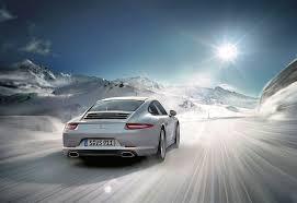 porsche snow holidays hit the roads driveeuropenews