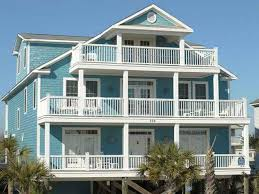 raised beach house plans raised beach house plans