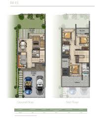 3 Bedroom Villa Floor Plans by Villa Floor Plans 100 Villa Plan Floor Plan 3d Views And