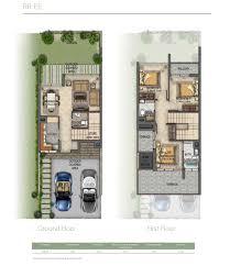 akoya biela villas floor plans