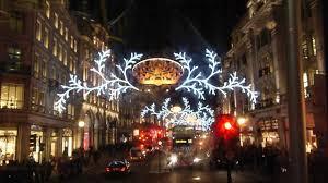 regent street christmas decorations 2013 7 12 2013 youtube
